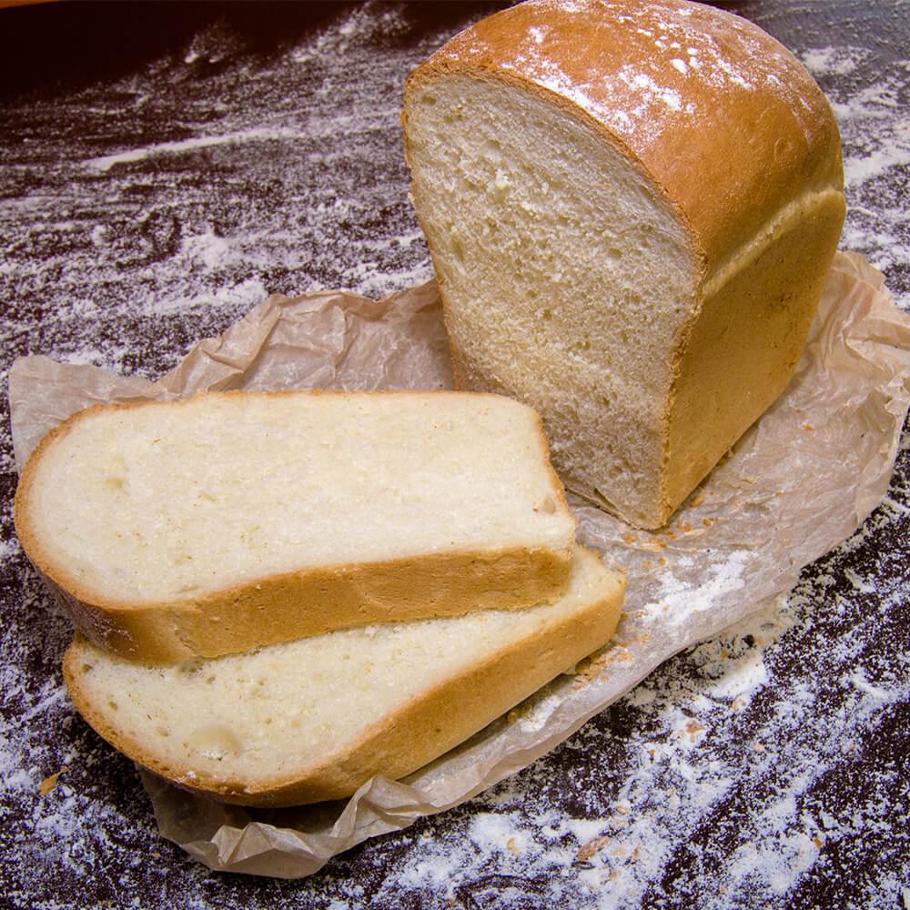 Хлеб белый, 300 гр